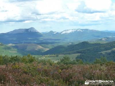 Parque Natural Gorbeia - Hayedo de Altube - Cascada de Gujuli;viajar con amigos compañeros para via